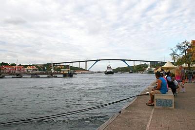 Curacao Königin Juliana Brücke