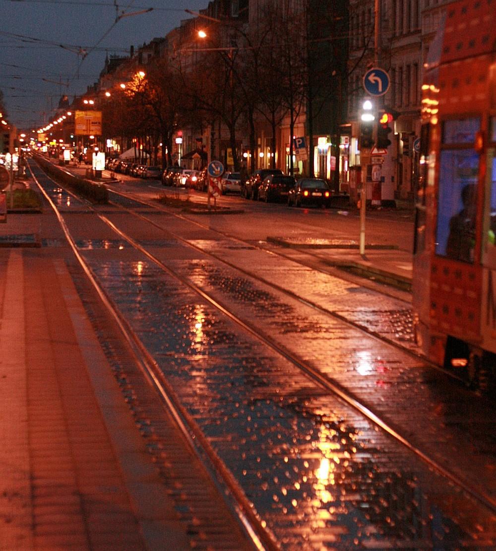 Leipzig Strassenbahn (c) spinagel.de