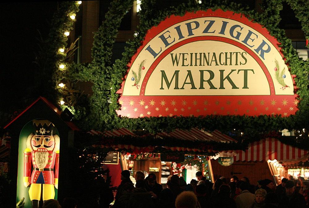 Leipziger Weihnachtsmarkt 2013 (c) spinagel.de