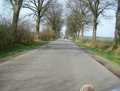 Liegeradtour Landstrasse (c) spinagel.de