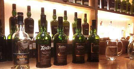 Ardbeg Tastingroom (c) Spinagel.de