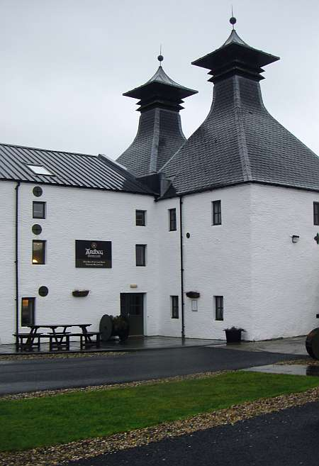 Ardbeg visitor center (c) Spinagel.de