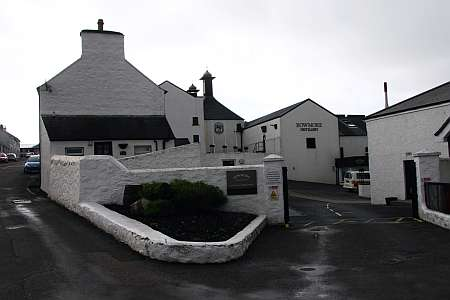 Bowmore destillery (c) Spinagel.de