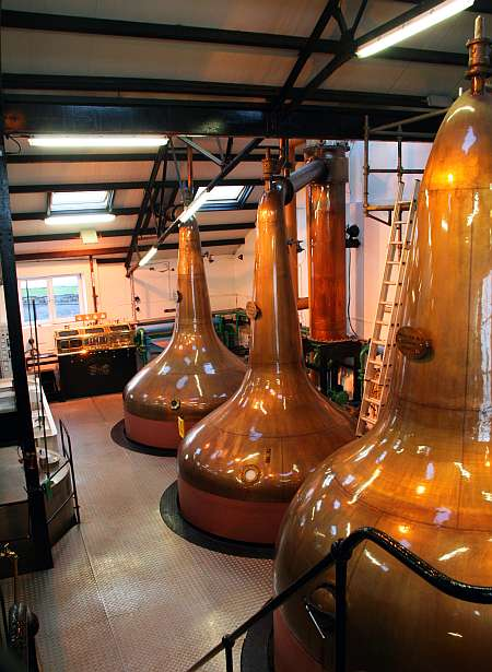 Bowmore stills (c) Spinagel.de