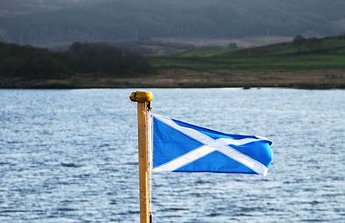 Flagge Schottland (c) spinagel.de