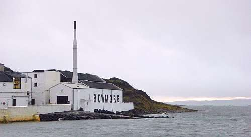 Islay - Bowmore Brennerei (c) spinagel.de