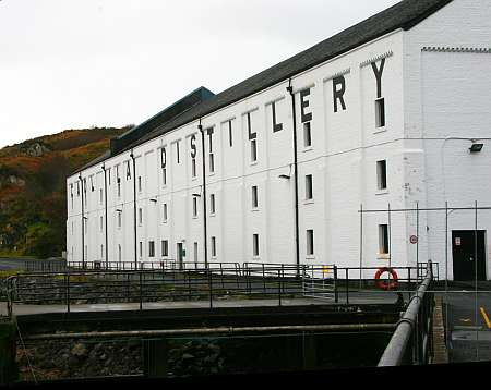 Caol Ila warehouse (c) spinagel.de