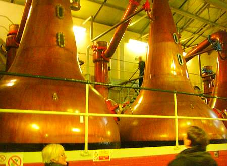 Lagavulin stills (c) spinagel.de
