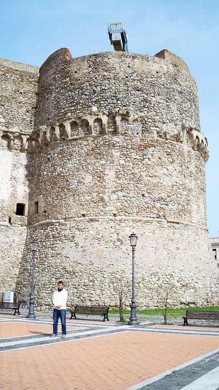 Castello Aragonese in Reggio di Calabria (c) weltvermessen.de_kl