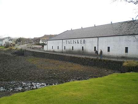 Talisker Lagerhaus