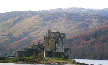 Highlands castle (c) spinagel.de