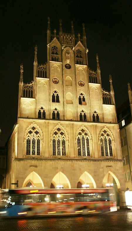 Historisches Rathaus Münster (c) spinagel.de