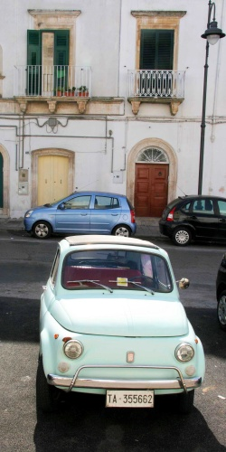 Fiat 500 (c) spinagel.de