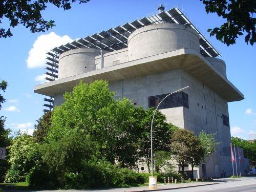 Energiebunker Wilhelmsburg (c) spinagel.de
