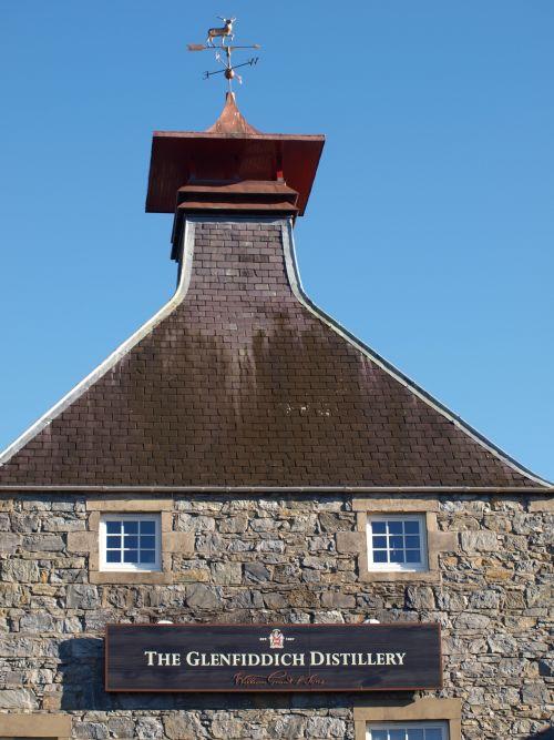 Glenfiddich Brennerei
