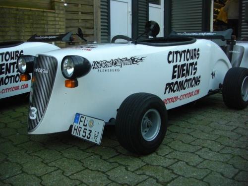 Mini Hotrod von Wenckstern