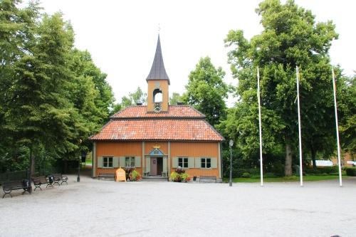 Sigtuna kleinstes Rathaus Schwedens (c) spinagel.de