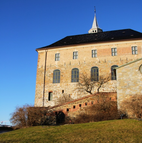 Festung Akershus copyright spinagel.de