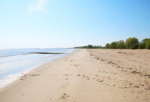 Strand auf Krautsand