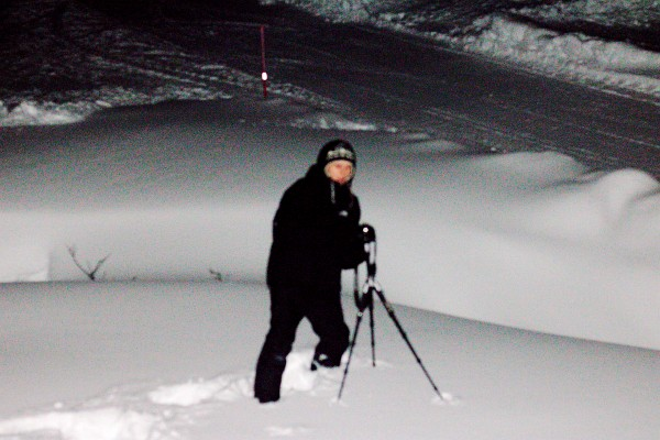 polarlicht fotografieren norwegen