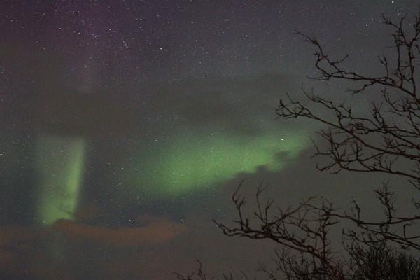 Aurora borealis spinagel.de