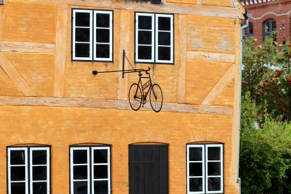 Den Gamle By Fahrrad Aarhus