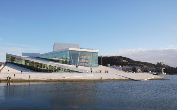 Oslo polarlicht