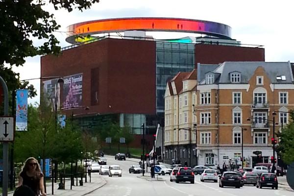 Regenbogen Aros Aarhus
