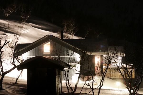 licht immer an norwegen
