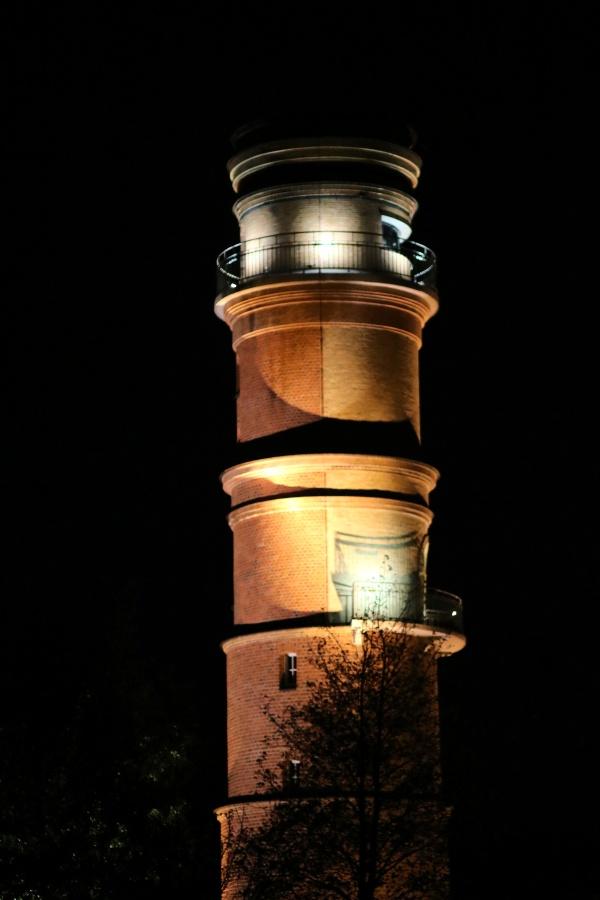 Travemünde ältester Leuchtturm